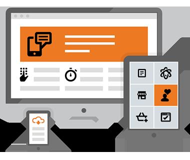 انواع وبسایتها از دیدگاه پیادهسازی